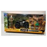 New Ray Wildlife Hunter Polaris ATV 9 Pc Duck Play