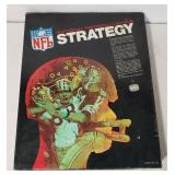 NFL Strategy Game By Tudor Model No 100