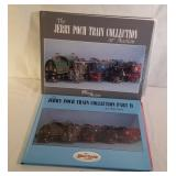 1999 Jerry Poch Train Collection Pt 1 & 2 Bertoia