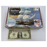 1:250 model of the Mayflower, unopened in package