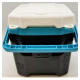 Igloo cooler Quantum 12 which can accommodate 18-1