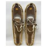 """Sherpa snow claw snowshoes with binding, 34"""" x 9"""""""