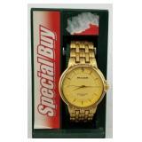 Milan wristwatch still in package