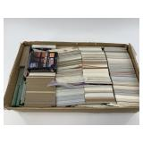 Box lot full of assorted sports cards         (P 7