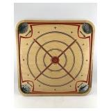 Carrom board, no pieces                 (P 22)