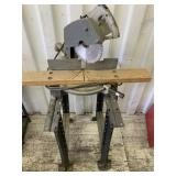 Rockwell angle cutter saw w/stand   (P 59)(S2)