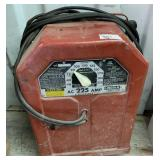 AC 225 amp Lincoln electric welder  (P 59)(S2)