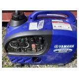 YAMAHA model EF1000 is inventor-generator, works g