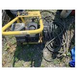 5.5hp model Karcher G2400 HB power washer w/hose