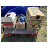 Heavy duty mechanic roll cart w/ multi purpose, au