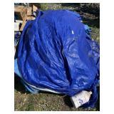 13 bags of oil absorbent DE       (P 79)(Y)
