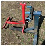 Lot of 2 heavy duty Engine stands   (P 79)(Y)