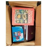 Lot with 3 boxes with miscellaneous items: kids VH