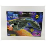 Star Trek Romulan Warbird.  Still in box.      (P