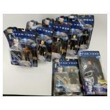 Box lot Star Trek Various Toys, Still in packaging