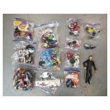 Large box lot of Toys.      (P 78)