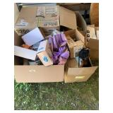 Large lot including dolls with accessories and in