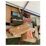 Large lot with different boxes, barbie fashion tru