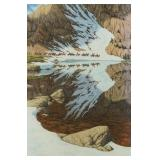 """Bev Doolitte signed and numbered print """"Season of"""