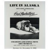 Fred Machetanz poster from the Frye Art Museum Nov