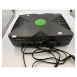 1st gen XBOX includes DVD movie playback kit adapt