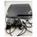 PS3 Slim gaming console includes one third party c