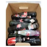 WE WILL NOT SHIP.  Box lot of collectible Coke Bot