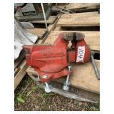 "Craftsman heavy duty 4"" vise model 50651801"