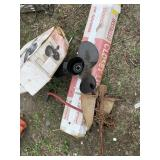 Lot with brand new quicksilver props can use for a