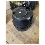 Military tent heater stove complete model MC1951,