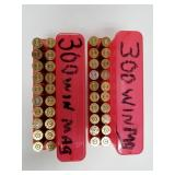 Lot of 3: Cases of 40 casings for 300 Winmag vario
