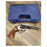 Smith and Wesson 48-4 #AAN1396 revolver, 22 Magnum