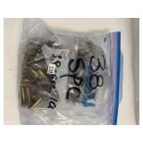 Large bag lot of .38 special casings          (P 1