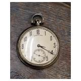 Hamilton 23 jewel pocket watch in good working con
