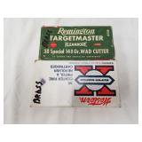 2 50 Round boxes of .308 Match casings         (P