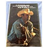 "Hard cover book ""The American Cowboy in Life and L"