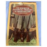 "Hard cover book ""The Remington Historical Treasury"