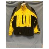 Yellow and black Polaris Pull-over Jacket  (P 1)