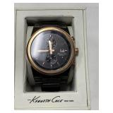 Watch by Kenneth Cole  Chronographer with 3 dials