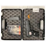 Sig Sauer P225 9mm, SA-DA, 2 magazines, orginal bo