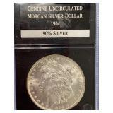 1904 O Morgan silver dollar         (33)