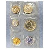 Lot of 7: miscellaneous US proof sets and Belize c