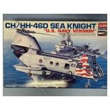A model Ch/HH-46 B Sea Night US Navy version 1:48