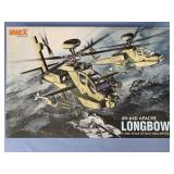 A model AHA-64D Apache 1:35 Longbow    (O 9)