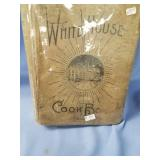 "1924 Edition of ""White House Cookbook""  Calvin Coo"