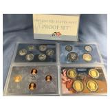 2009 US Mint proof set        (33)
