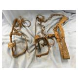 Lot of 3 animal traps            (O 16)