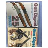 Lot of 2 gun digest books                     (O 1