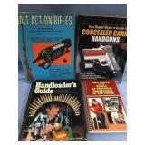 Lot of 4 gun books           (O 16)