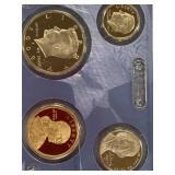 2009 complete United States proof set            (